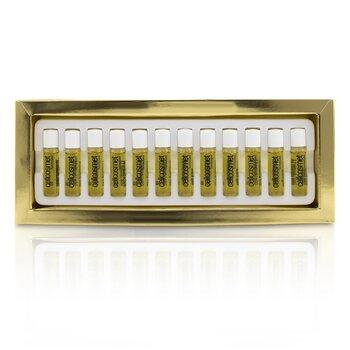 Cellcosmet Ultra Intensive Elasto-Collagen-XT (Ultra Intensive Hydra-Refirming Cellular Serum)  12x1.5ml/0.05oz