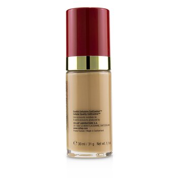 Cellcosmet CellTeint Plumping Cellular Tinted Skincare - #03 Warm Beige  30ml/1.1oz