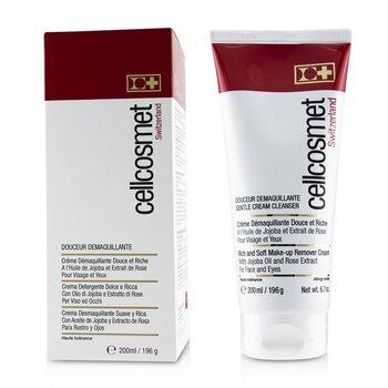 Cellcosmet Gentle Cream Cleanser (Rich & Soft Make-Up Remover Cream)  200ml/6.7oz