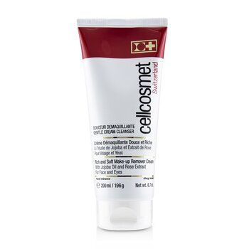 Cellcosmet & Cellmen Cellcosmet Gentle Cream Cleanser (Rich & Soft MakeUp Remover Cream)  200ml/6.91oz