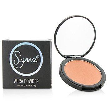 Sigma Beauty Aura Powder Blush - # Cor De Rosa  8.48g/0.3oz