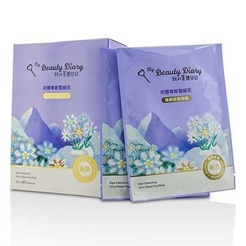My Beauty Diary Mask - Alps Edelweiss Ultra Repairing (Optimal Hydration)  8pcs