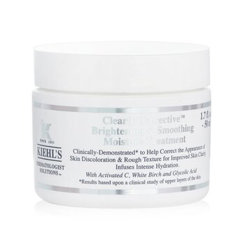 Clearly Corrective Brightening & Smoothing Moisture Treatment  50ml/1.7oz