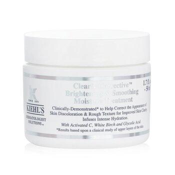 קיאלס Clearly Corrective Brightening & Smoothing Moisture Treatment  50ml/1.7oz