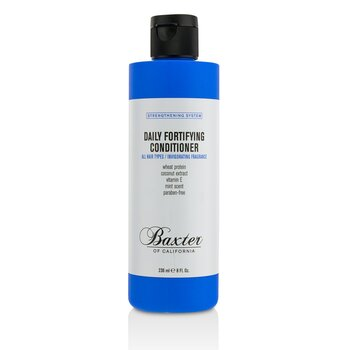 Baxter Of California Strengthening System Daily Fortifying Conditioner (All Hair Types)  236ml/8oz