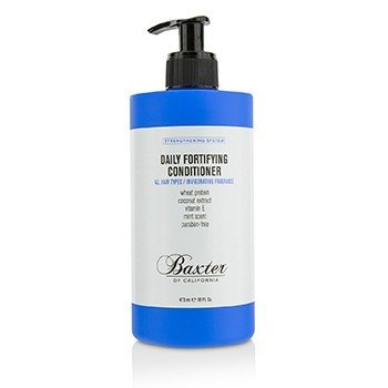 Baxter Of California Strengthening System Daily Fortifying Conditioner (All Hair Types)  473ml/16oz