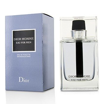 Christian Dior Eau For Men Eau De Toilette Spray  100ml/3.4oz