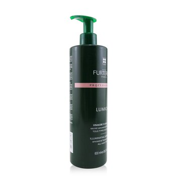 Lumicia Illuminating Shine Rinse - All Hair Types (Salon Product)  600ml/20.2oz