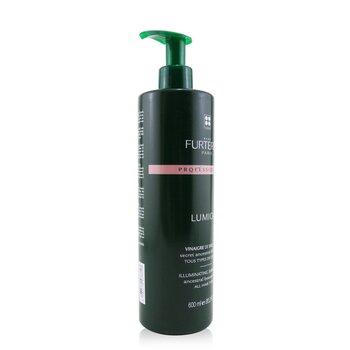 غسول ملمع للشعر Lumicia- لجميع أنواع الشعر(مستحضر صالون)  600ml/20.2oz