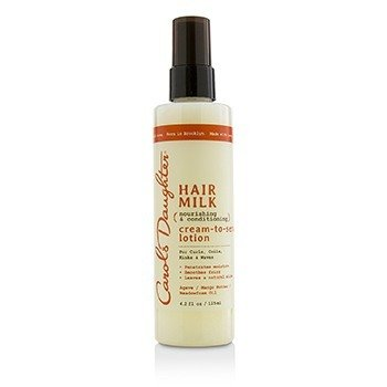 Hair Milk Nourishing & Conditioning Cream-To-Serum Lotion (For Curls, Coils, Kinks & Waves)  125ml/4.2oz
