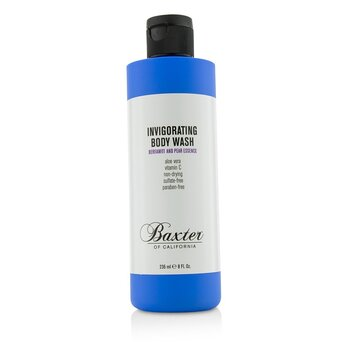 Baxter Of California Invigorating Body Wash - Bergamot and Pear Essence 331229  236ml/8oz