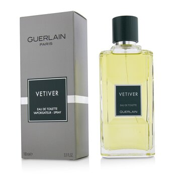 Vetiver Eau De Toilette Spray (New Packaging)  100ml/3.3oz