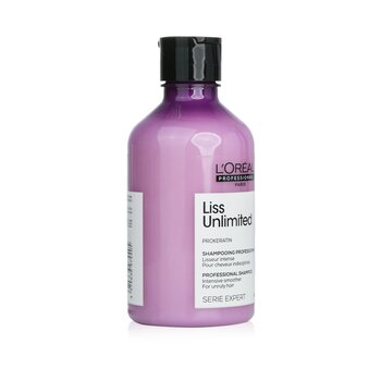 Professionnel Serie Expert - Liss Unlimited Prokeratin Intense Smoothing Shampoo  300ml/10.1oz