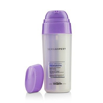Professionnel Serie Expert - Liss Unlimited Prokeratin SOS Smooth SOS up to 4 days* Smoothing Double Serum  2x15ml/0.5oz
