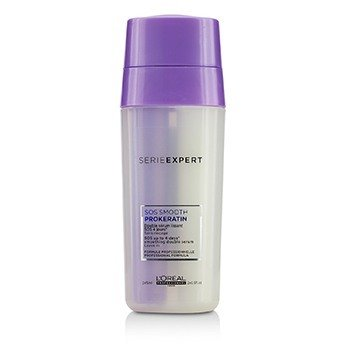 歐萊雅 Professionnel Serie Expert - Liss Unlimited Prokeratin SOS Smooth SOS up to 4 days* Smoothing Double Serum  2x15ml/0.5oz