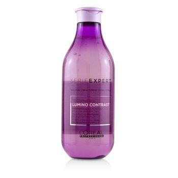Professionnel Serie Expert - Lumino Contrast Tocopherol Highlight Illuminating Shampoo  300ml/10.1oz