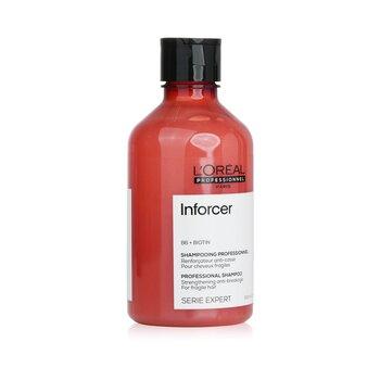 Professionnel Serie Expert - Inforcer B6 + Biotin Strengthening Anti-Breakage Shampoo  300ml/10.1oz