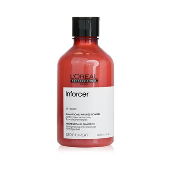L'Oreal Professionnel Serie Expert - Inforcer B6 + Biotin Strengthening Anti-Breakage Shampoo  300ml/10.1oz