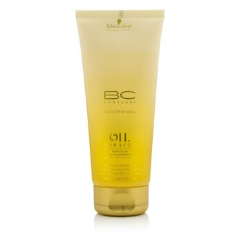 Schwarzkopf BC Oil Miracle Marula Oil Oil-In-Shampoo (For Fine to Normal Hair)  200ml/6.7oz