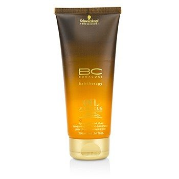 BC Oil Miracle Argan Oil Oil-In-Shampoo (For Normal to Thick Hair)  200ml/6.7oz