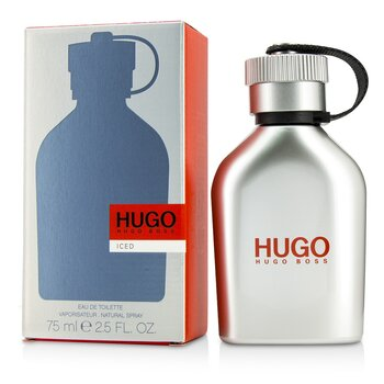 Hugo Iced Eau De Toilette Spray  75ml/2.5oz