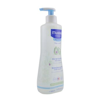 No Rinse Cleansing Water (Face & Diaper Area) - For Normal Skin  500ml/16.9oz