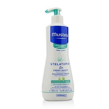 Stelatopia Cleansing Cream - For Atopic-Prone Skin  500ml/16.9oz