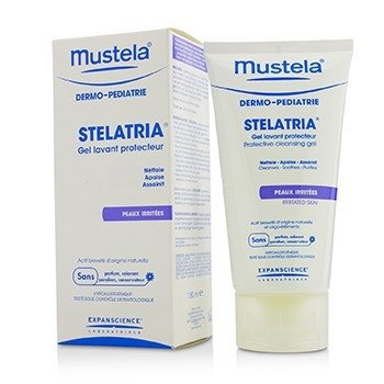Stelatria Protective Cleansing Gel - For Irritated Skin  150ml/5oz