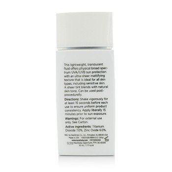 Targeted Treatment Sheer Physical Protection SPF50 PA++++  50ml/1.7oz
