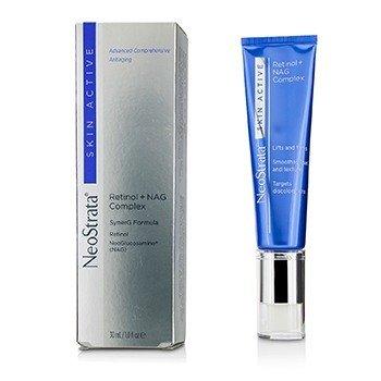 Skin Active Retinol + NAG Complex  30ml/1oz