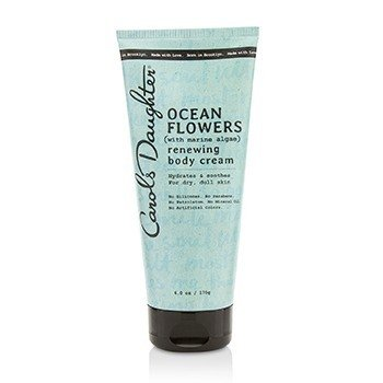 Ocean Flowers Renewing Body Cream  170g/6oz