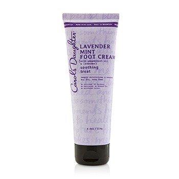 Lavender Mint Foot Cream  114g/4oz