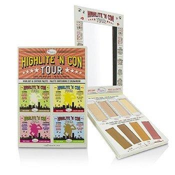 TheBalm Highlite 'N Con Tour Palette  21.6g/0.756oz
