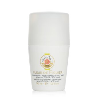 Fleur De Figuier 48H Anti Perspirant Deodorant Roll On  50ml/1.6oz