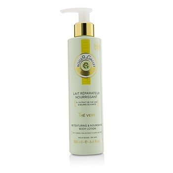 Green Tea (The Vert) Retexturing & Nourishing Body Lotion (with Pump) 200ml/6.6oz