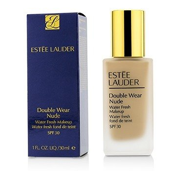 Estee Lauder Double Wear Nude Water Fresh Maquillaje SPF 30 - # 2C3 Fresco  30ml/1oz