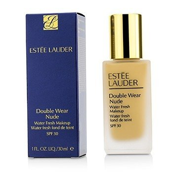 Estee Lauder Double Wear Nude Water Fresh Maquillaje SPF 30 - # 3W1.5 Fawn  30ml/1oz