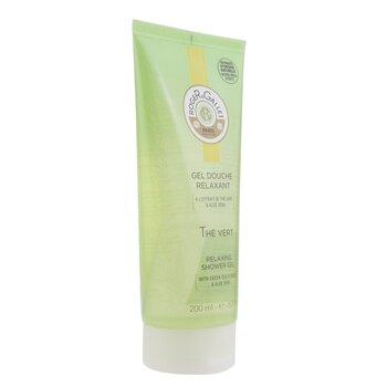 Green Tea (The Vert) Relaxing Shower Gel  200ml/6.6oz