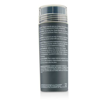 Keratin Hair Fibers - # Gray  28g/0.98oz