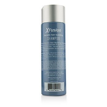 Keratin Hair Building Shampoo (Adds Thickness to Thin Hair)  250ml/8.4oz