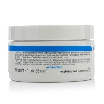 Blemish Clearing Toner Pads  50 Count