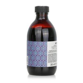 Alchemic Shampoo - # Silver (For Natural & Coloured Hair)  280ml/9.46oz