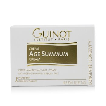 Creme Age Summum Anti-Ageing Immunity Cream For Face  50ml/1.6oz