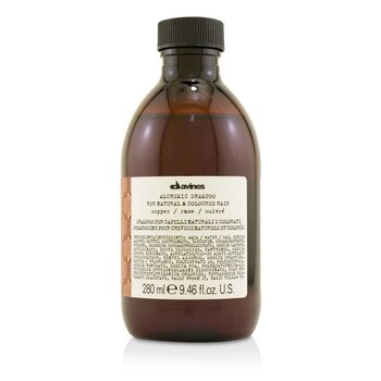 Alchemic Shampoo - # Copper (For Natural & Coloured Hair)  280ml/9.46oz