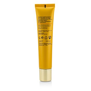 Sunissime Global Anti-Aging Energizing Protective Fluid SPF50+ For Face & Decollete  40ml/1.35oz