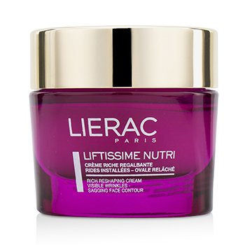 Liftissime Nutri Rich Reshaping Cream (For Dry To Very Dry Skin)  50ml/1.7oz