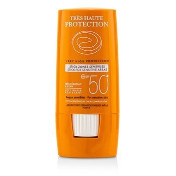 Very High Protection Stick For Sensitive Areas SPF 50+ (For Sensitive Skin)  8g/0.27oz
