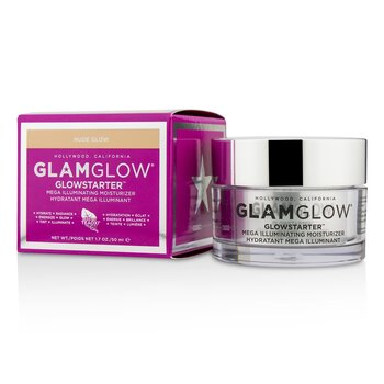 GlowStarter Mega Illuminating Moisturizer - Nude Glow 50ml/1.7oz