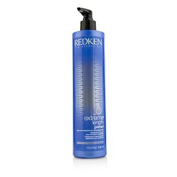 Extreme Length Primer Rinse-Off Treatment (For Distressed Hair)  400ml/13.5oz