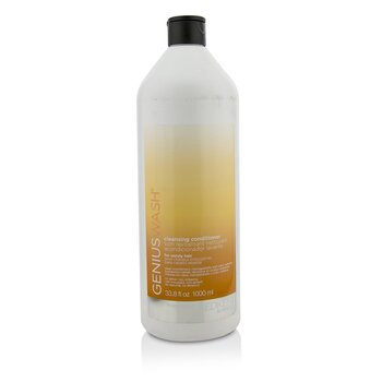 Genius Wash Cleansing Conditioner (For Unruly Hair)  1000ml/33.8oz